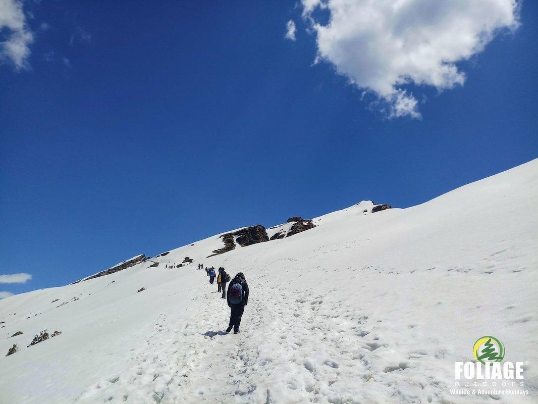 Chandrashila Chopta Trek - Know Your Camp