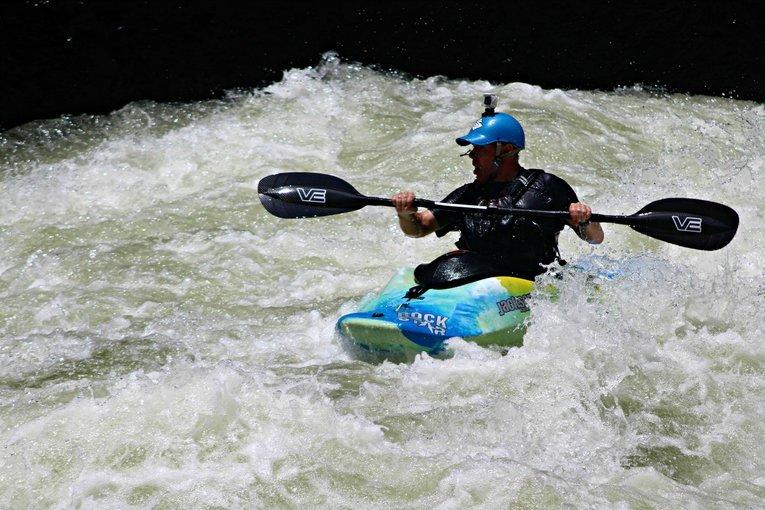 Kayaking The Zambezi - Tour