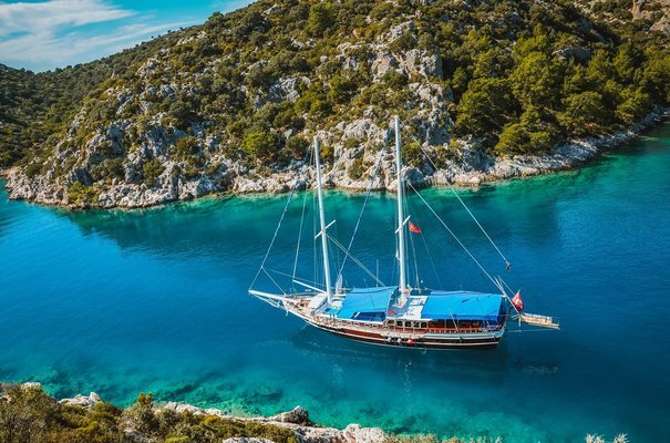 Blue Cruise from Fethiye - Tour