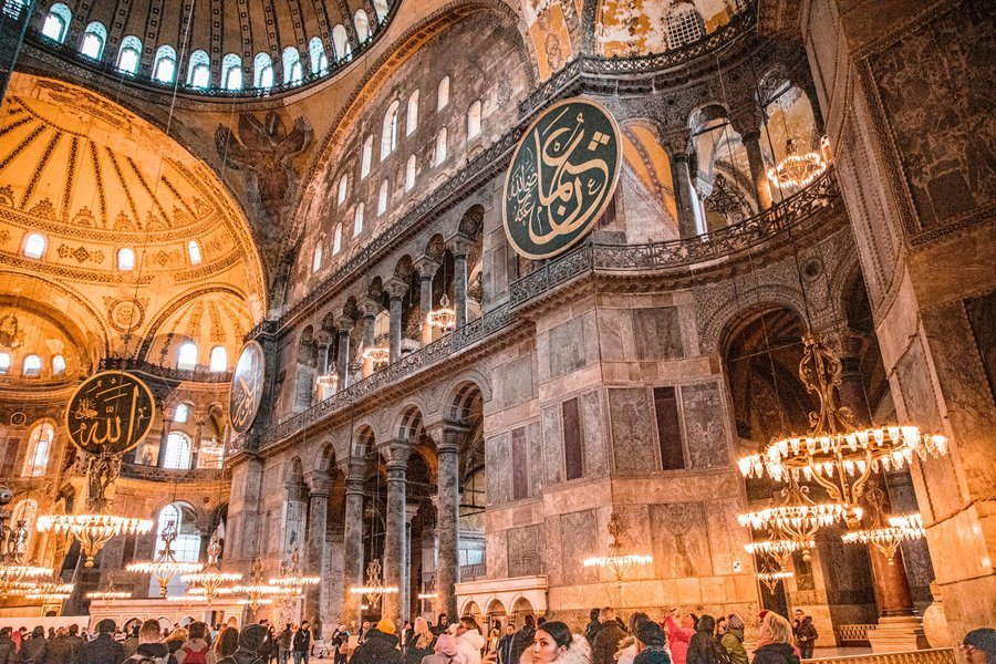 Istanbul Highlights 3 Nights/4 Days - Tour