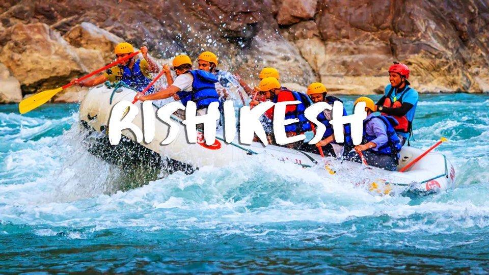 Rishikesh Camping and Rafting - Tour