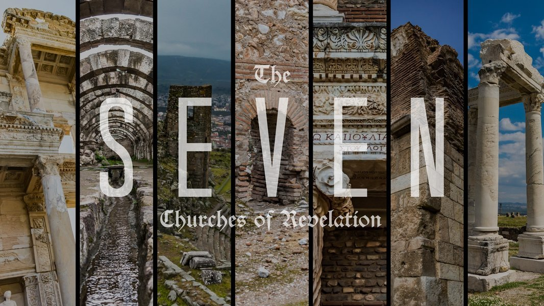 The 7 Churches of Revelations - Tour