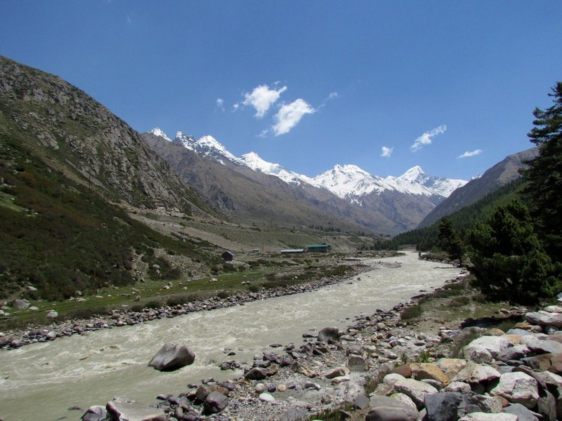 The Golden Triangle Of Himalayas - Tour