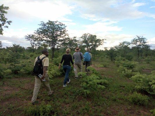Rhino & Nature walk in the Musiotunya National Park - Tour