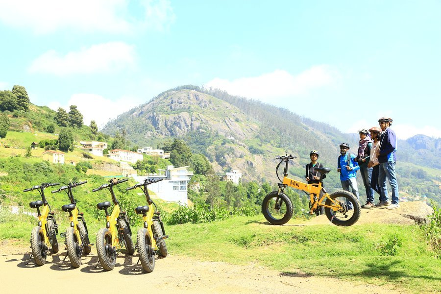 Ooty Tour - Cycle in the Blue Mountains