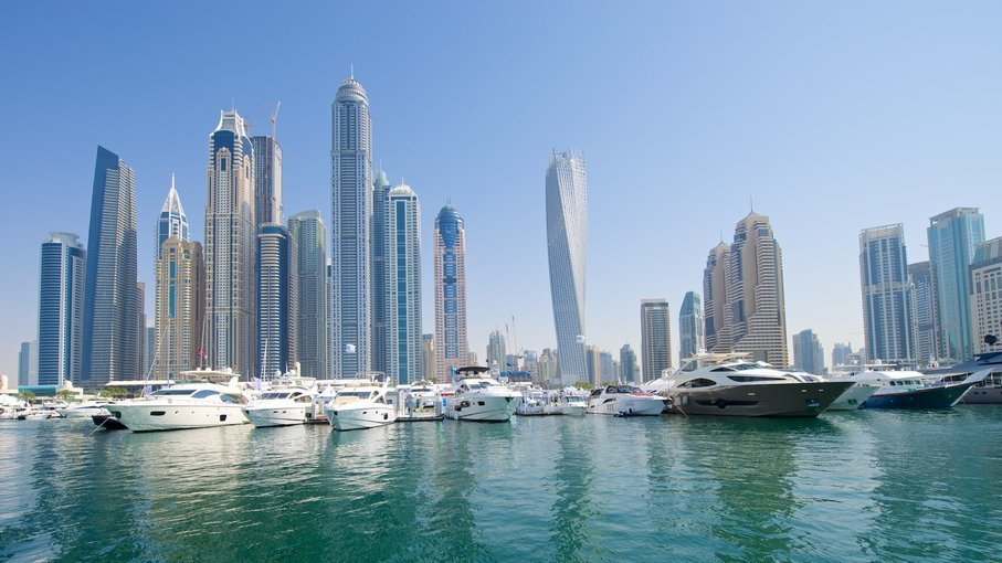 Luxury Yacht Charter in Dubai - Tour