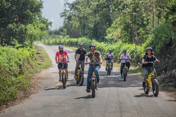 Nature Trail of Virajpete - Tour