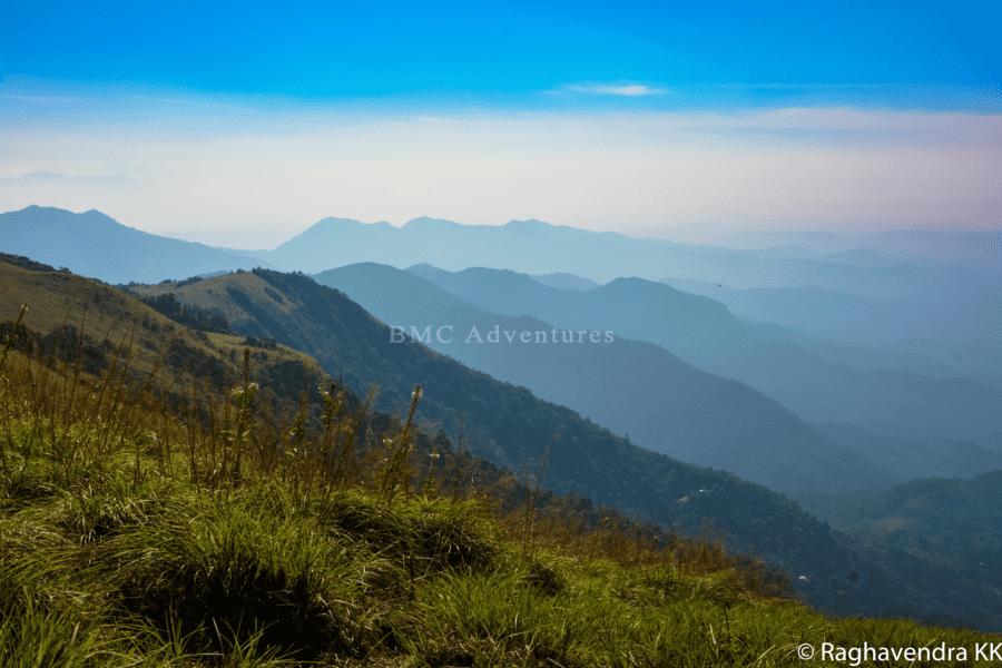 Paithalmala Trek, Kerala - Tour
