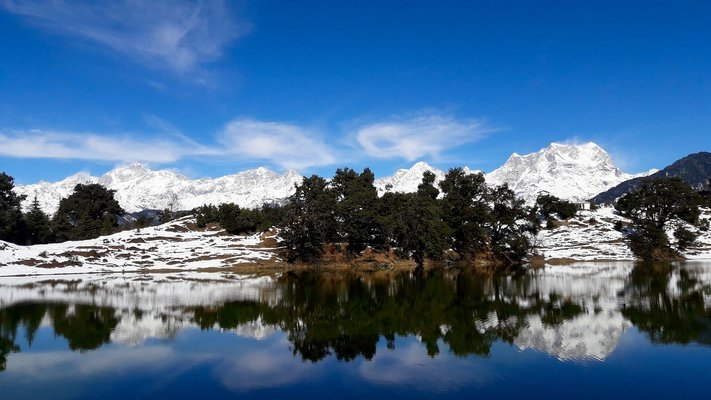 Garhwal Leisure Trek - Tour