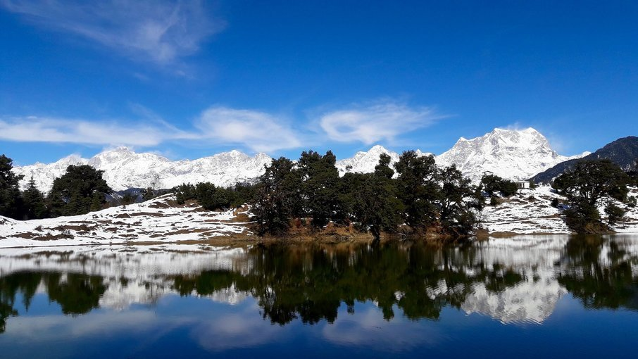 Garhwal Leisure Trek - Tour