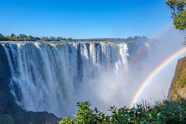 Victoria Falls Tour in Zimbabwe from Zambia - Tour