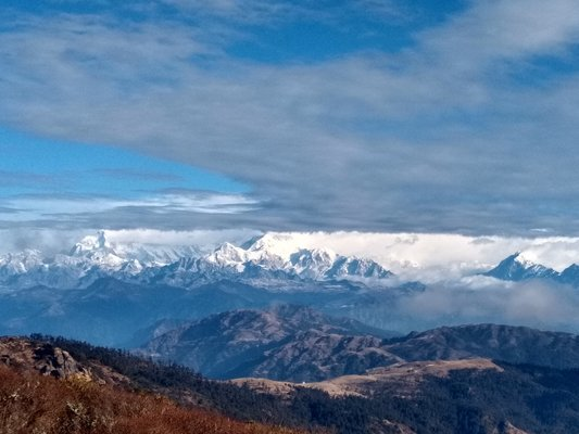Sandakphu Trek - Tour