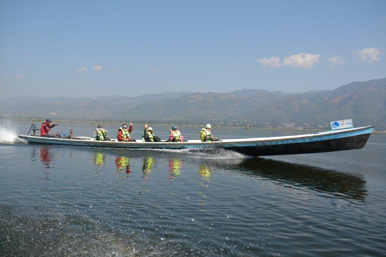 Astonishing Moment in Classic Myanmar - Tour