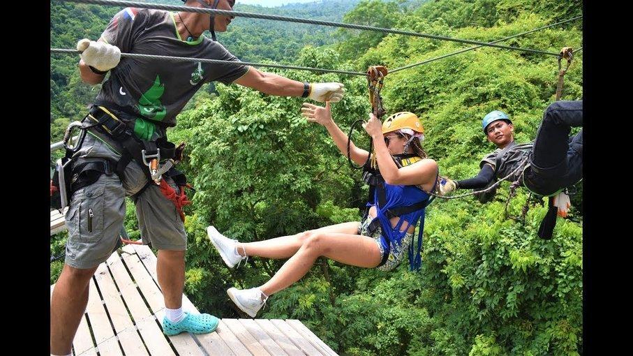 Skyhawk Adventure in Samui - Tour