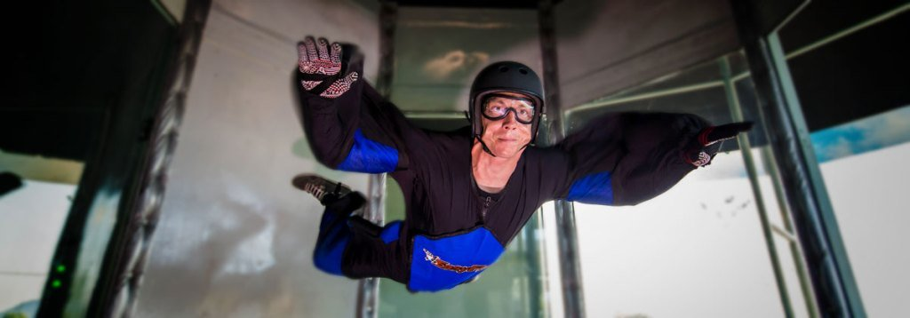 Koh Samui Indoor Skydiving by EasyFly - Tour