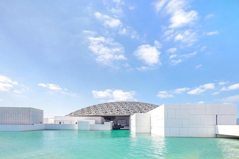 Louvre Abu Dhabi - Tour