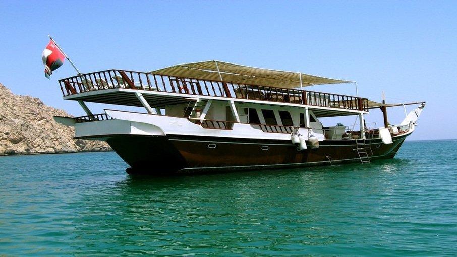 Dibba Musandam Sea Safari - Tour