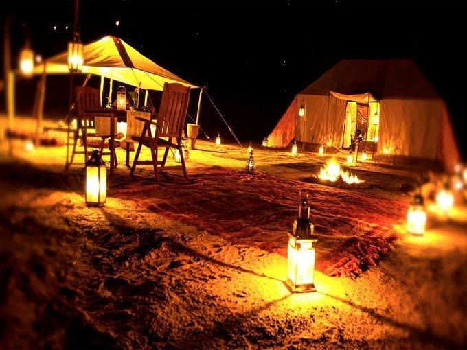 Dubai Overnight Desert Safari Tour - Tour