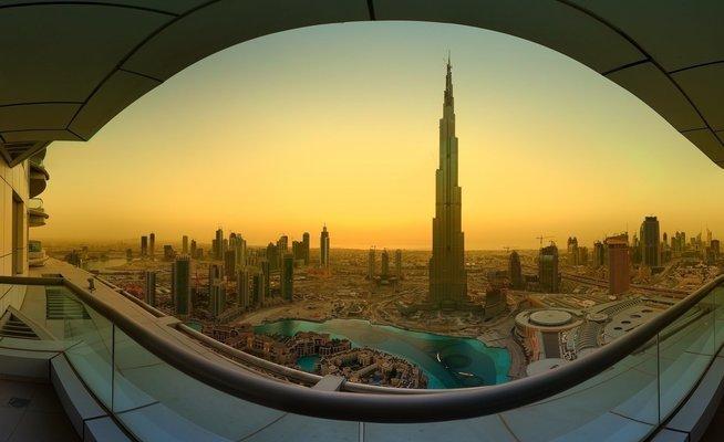 Burj Khalifa Sunrise Ticket in Dubai with Complimentary Breakfast - Tour