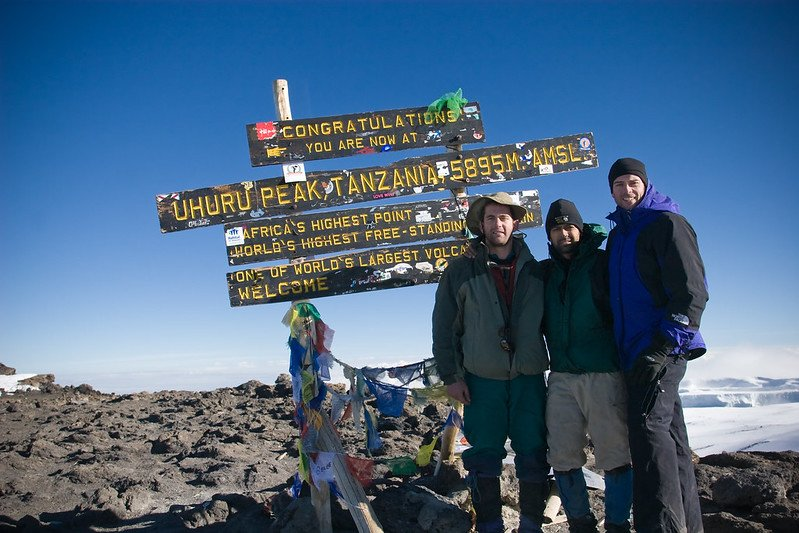 Kilimanjaro Treks—NO Summit NO Payment™ - Collection
