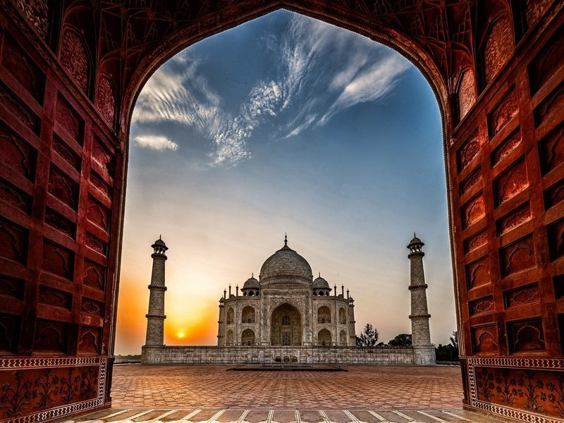 Walking Tour Of Agra City - Tour