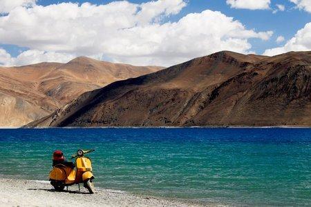 Backpacking Leh - Ladakh