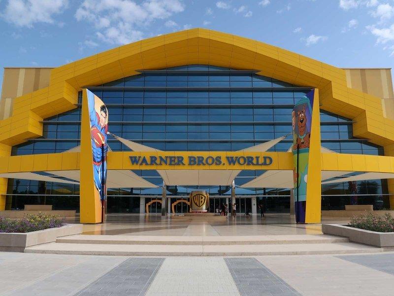 Warner Bros. World with Free Shuttle - Tour