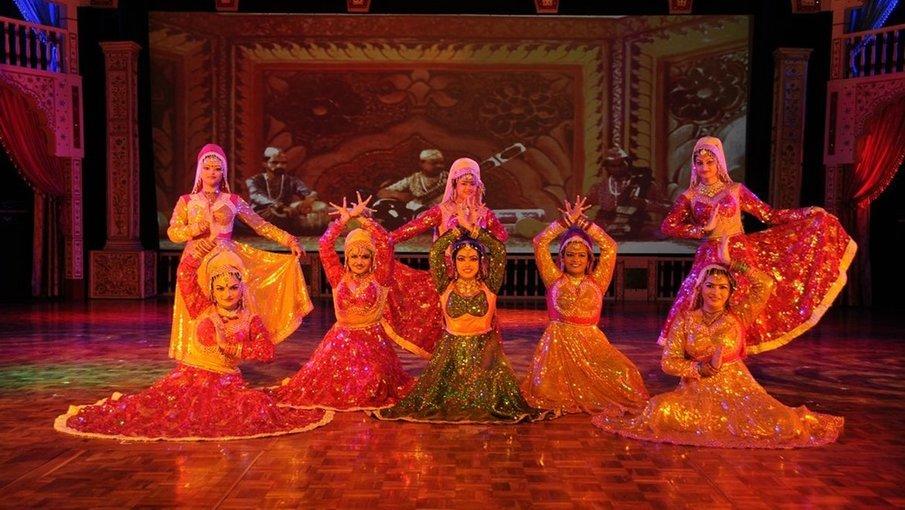 Kalakriti show ticket - Tour