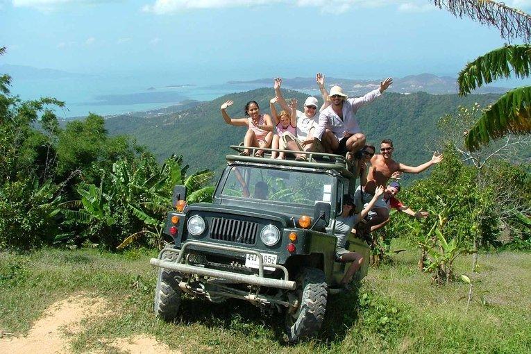 Jungle Safari Tour in Koh Samui - Tour