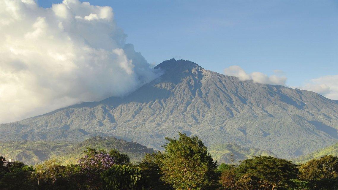 Mount Meru Climb - Tour