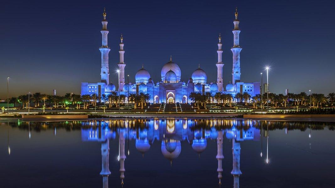 Abu Dhabi City Tour and Ferrari World Ticket - Tour