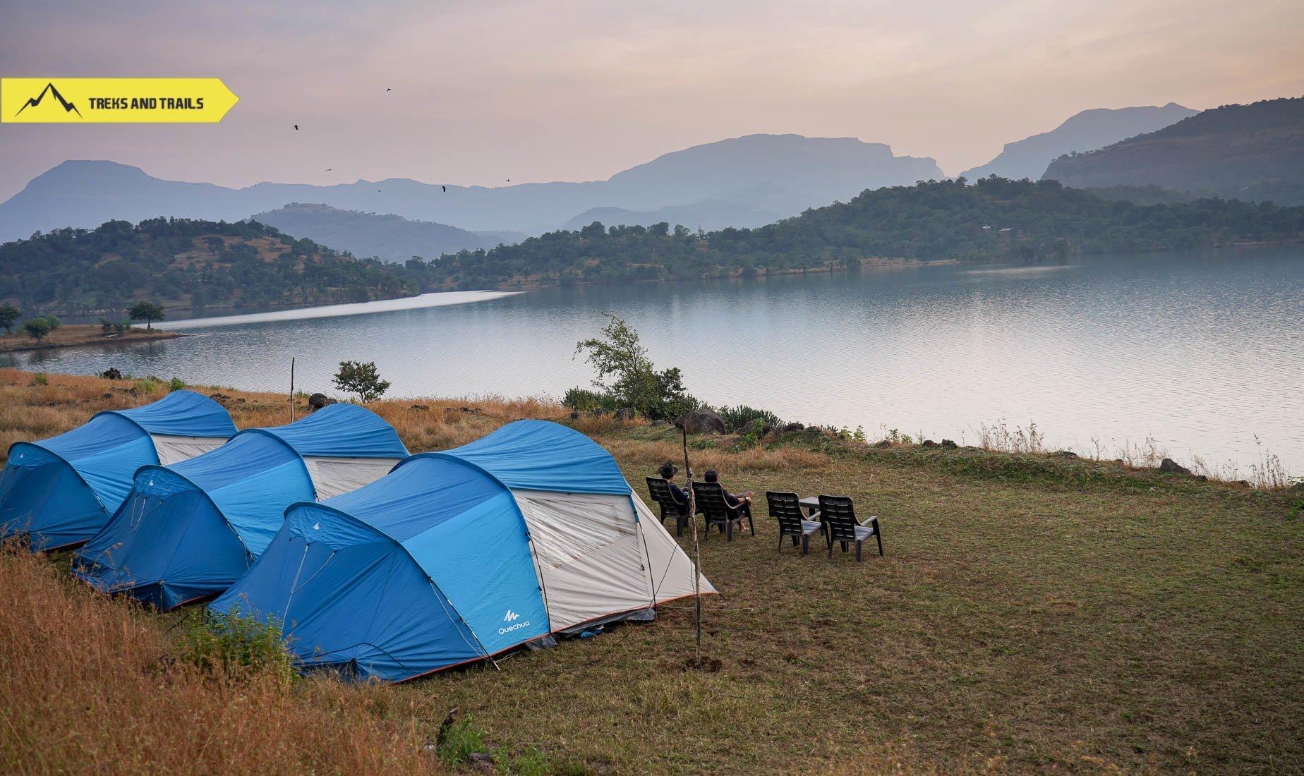 Bhandardara Camping and Sandhan Valley Trek