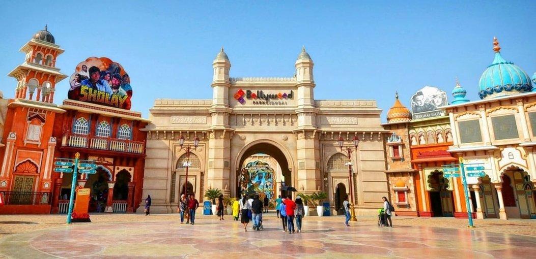 BOLLYWOOD PARKS™ Dubai Ticket - Tour