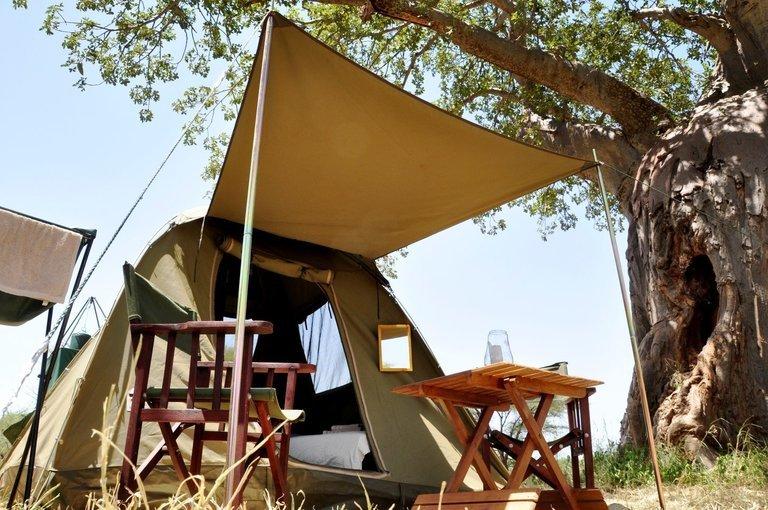 Pure Remoteness Mobile Explorer safari - Tour