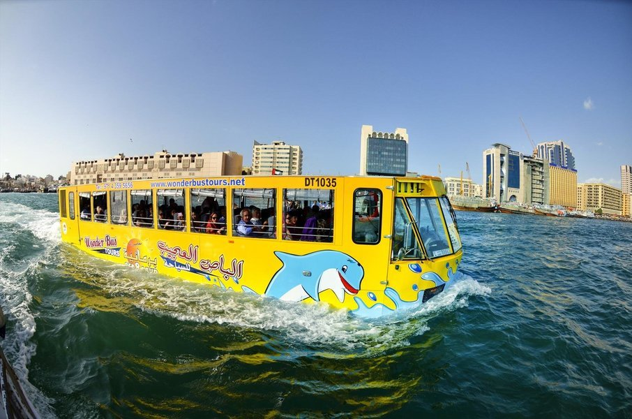 Dubai Wonder Bus Tour - Tour
