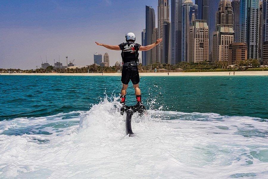 Dubai Flyboard Adventure - Tour
