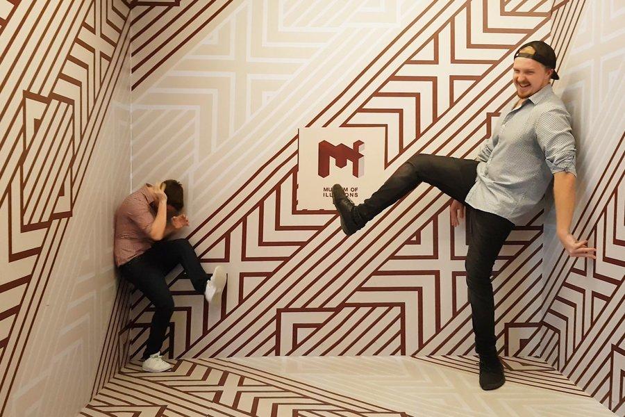 Museum Of Illusions Ticket in Dubai - Tour