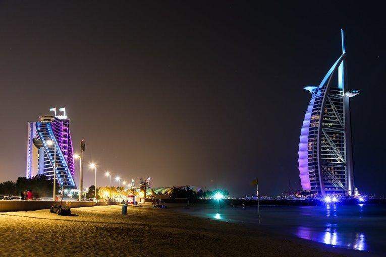 Dubai By Night Tour - Tour