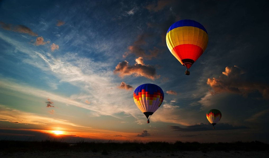 Goa Hot Air Balloon Safari - Tour