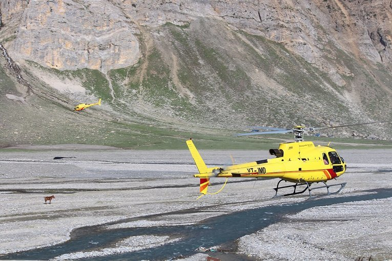 Amarnath Yatra by Helicopter - Tour
