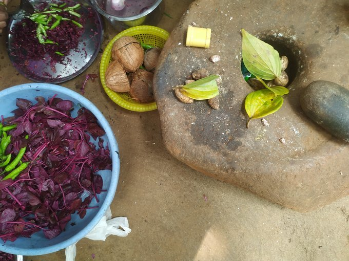 Tribal Food Trail - Canacona - Tour