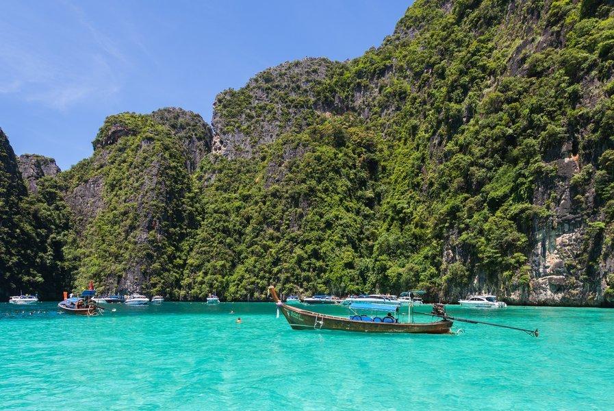 Phi Phi & Bamboo Islands Trip - Tour