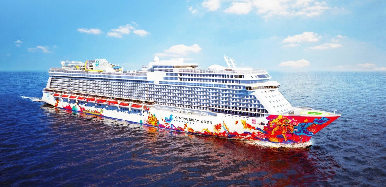 Mumbai to Goa By Cruise - Tour