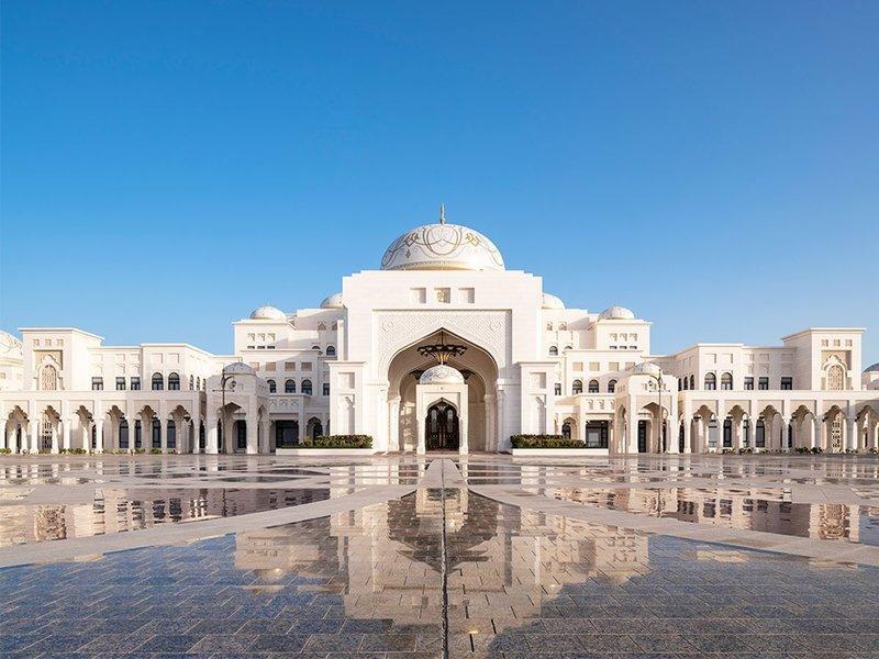 Qasr Al Watan Presidential Palace Ticket in Abu Dhabi - Tour