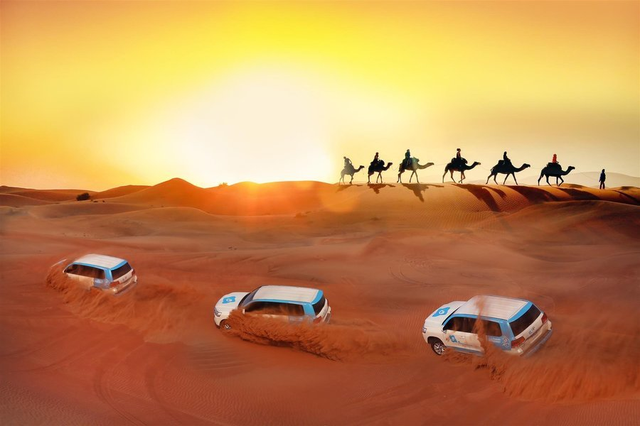 Self-Drive Desert Experience in Dubai - Tour