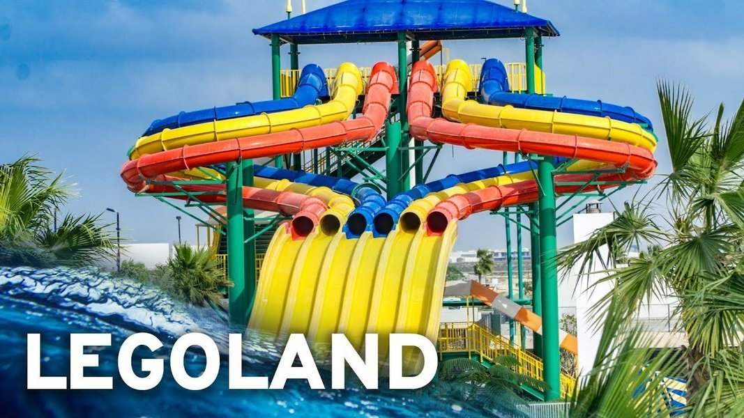 LEGOLAND® Water Park Dubai Ticket - Tour