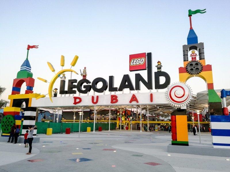 LEGOLAND® Dubai Ticket - Tour