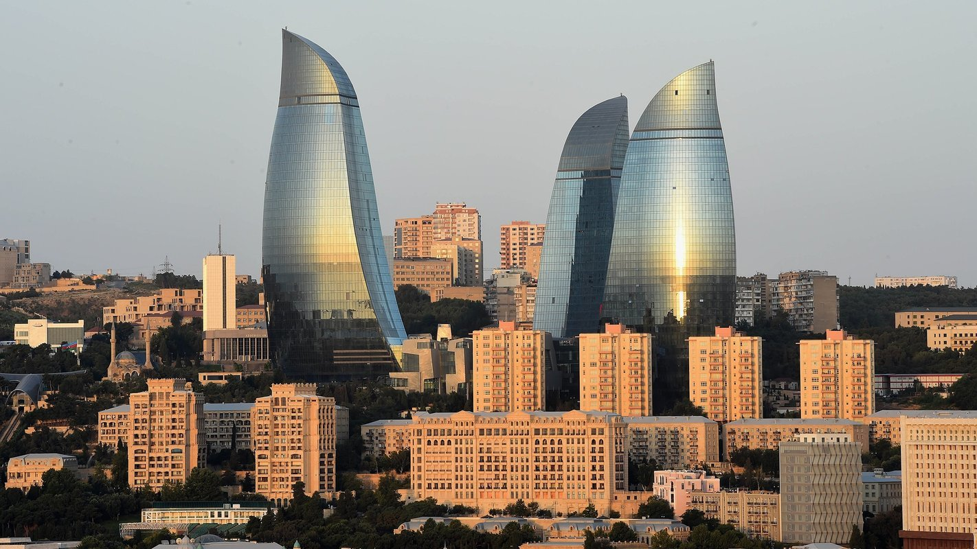 AZERBAIJAN  TOURIST VISA - Collection