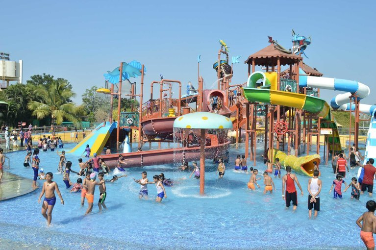 Wet N Joy Water Park Ticket - Tour