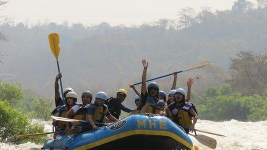 Kundalika Rafting - Women's Day Special